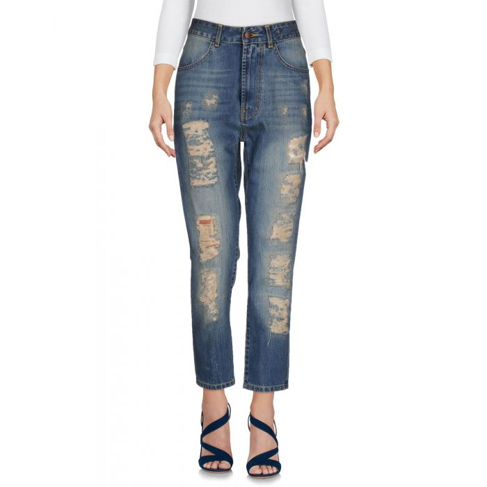 Image for Bonheur Woman Denim trousers