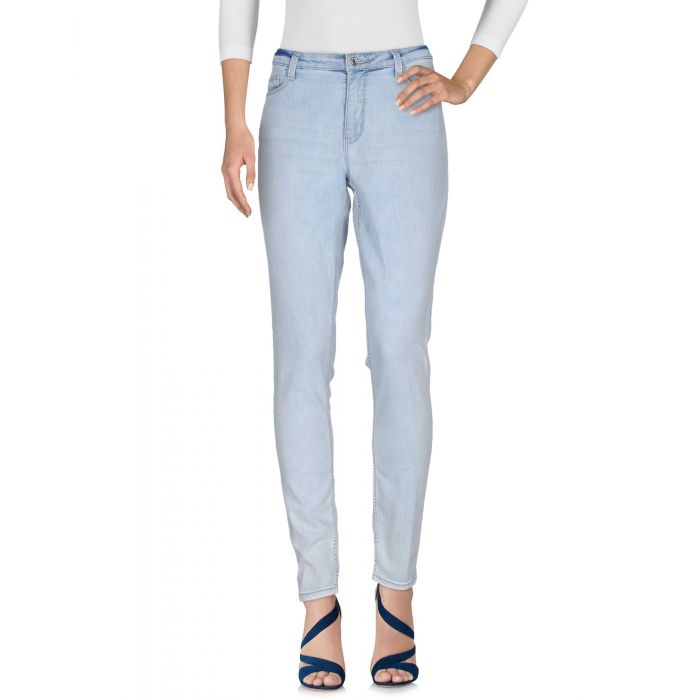 Image for Vero Moda Woman Blue Denim trousers