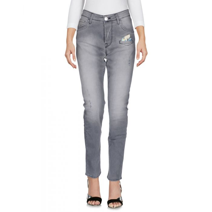 Image for Grey denim trousers