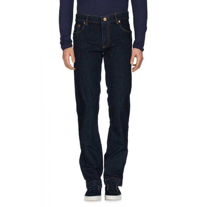 Image for Billionaire Blue Cotton Pantaloni jeans
