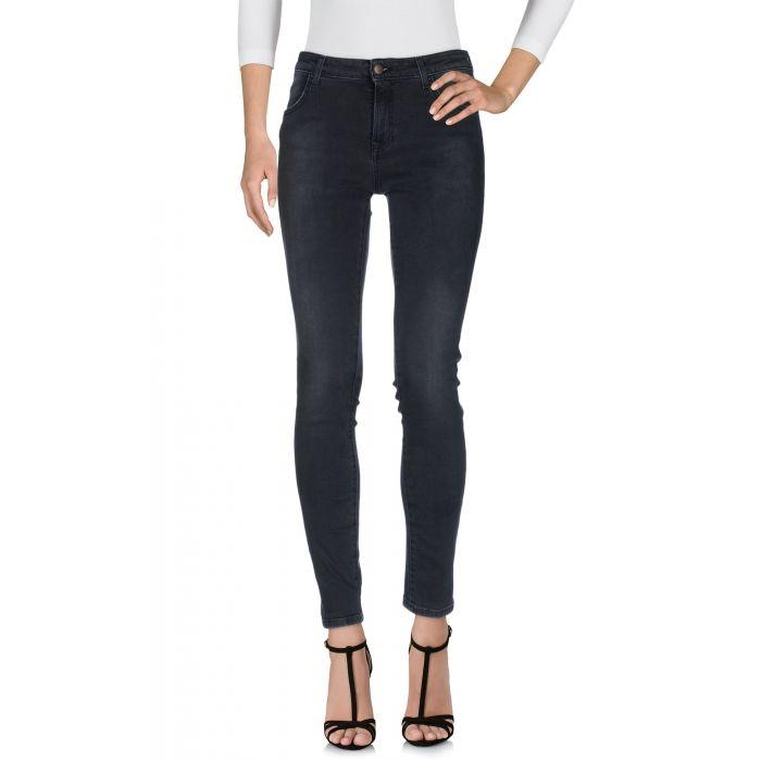 Image for Bonheur Woman Black Denim trousers