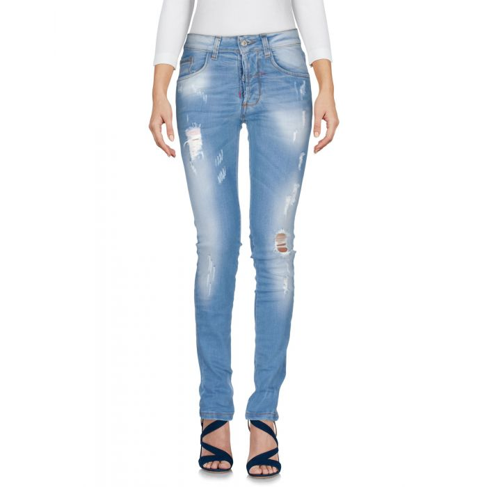 Image for Squad² Woman Blue Denim trousers