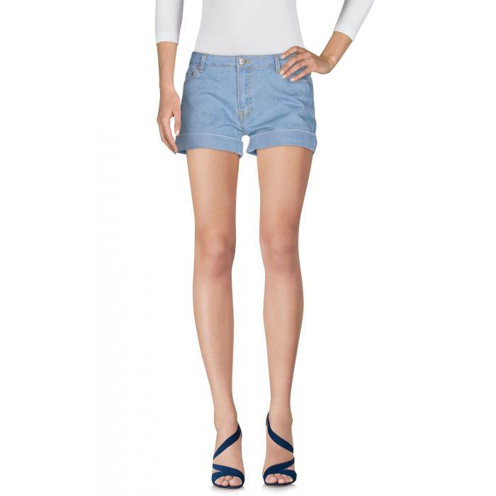Image for Blue denim shorts
