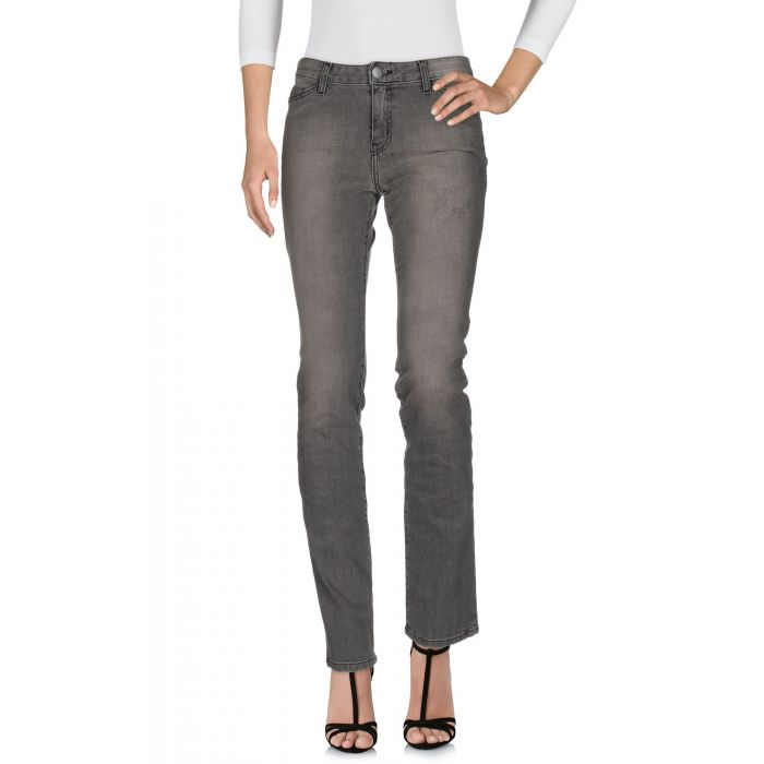 Image for Current/Elliott Grey Cotton Pantaloni jeans