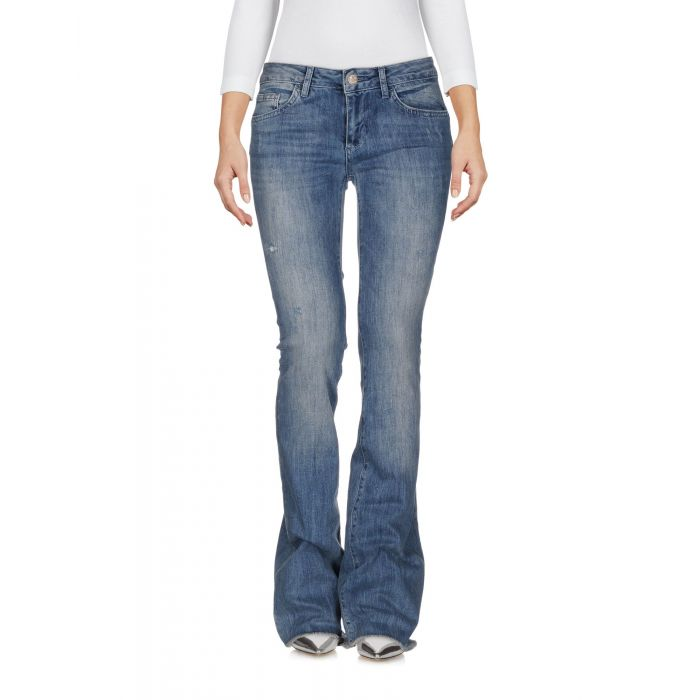 Image for Blue denim trousers