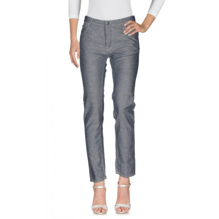 Image for Momoní Woman Blue Denim trousers