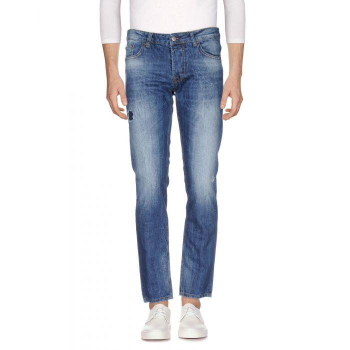 Image for Dooa Man Blue Denim trousers