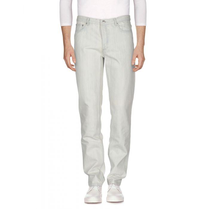 Image for A.P.C. Blue Cotton Pantaloni jeans