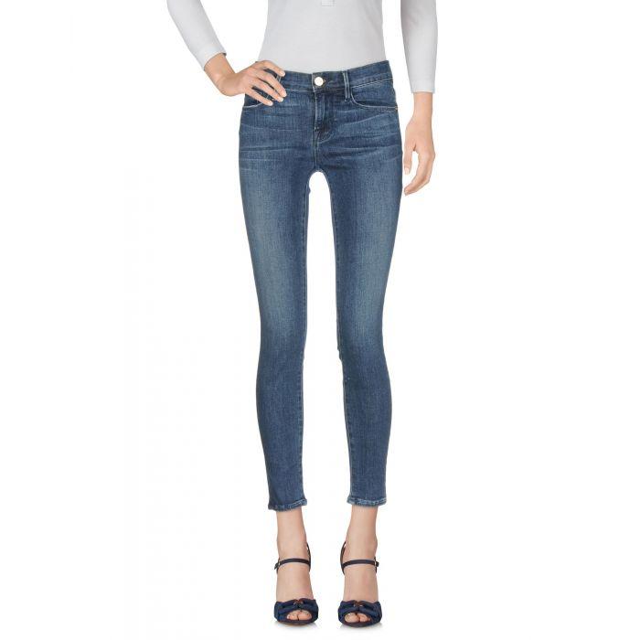 Image for Frame Blue Cotton Pantaloni jeans