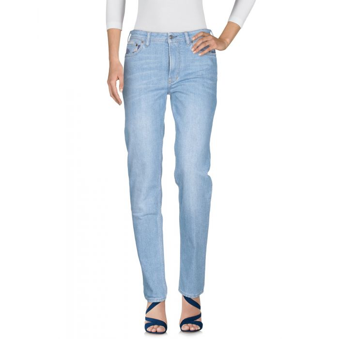 Image for Acne Studios Blå Konst Blue Cotton Pantaloni jeans
