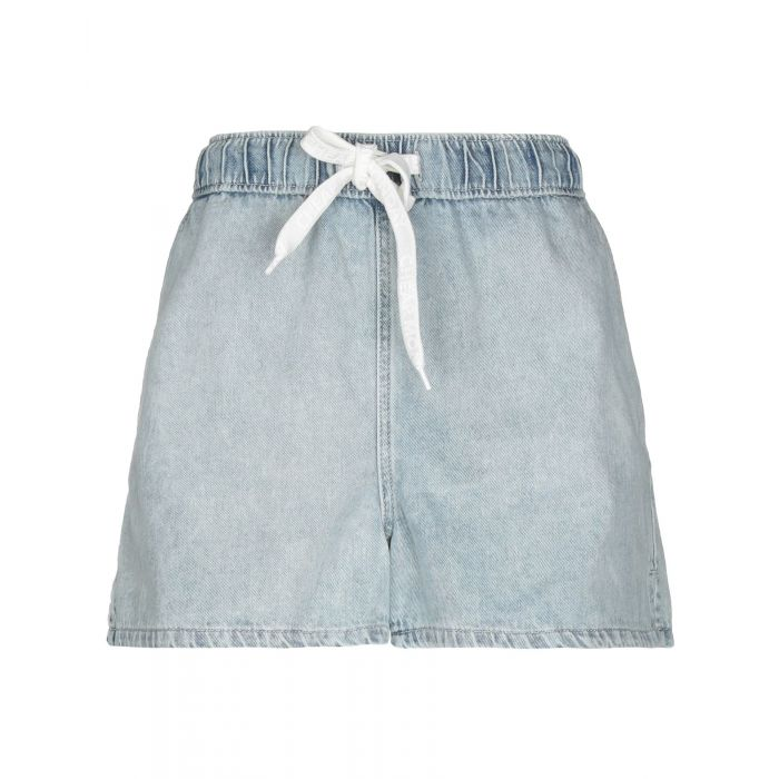 Image for Cheap Monday Blue Cotton Shorts jeans