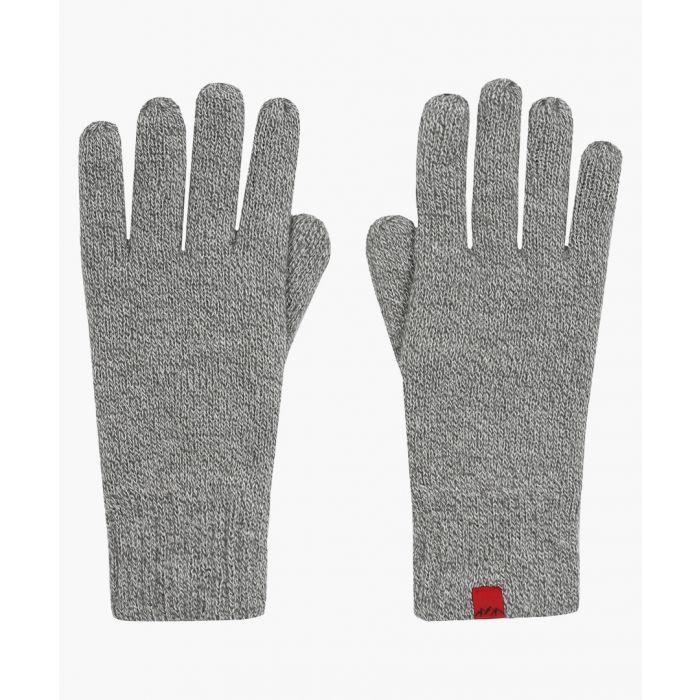 Image for Heritage grey gloves
