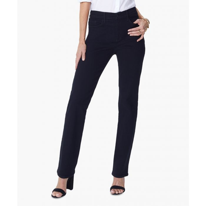 Image for Marilyn black straight jeans