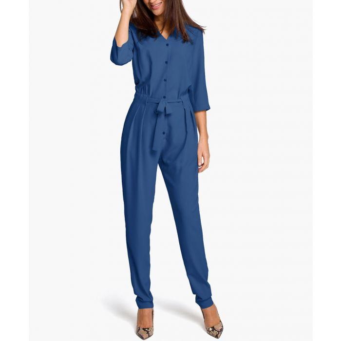 Image for Blue jumpsuit