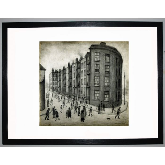 Image for Oldfield Road Dwellings, 1929 by L.S. Lowry