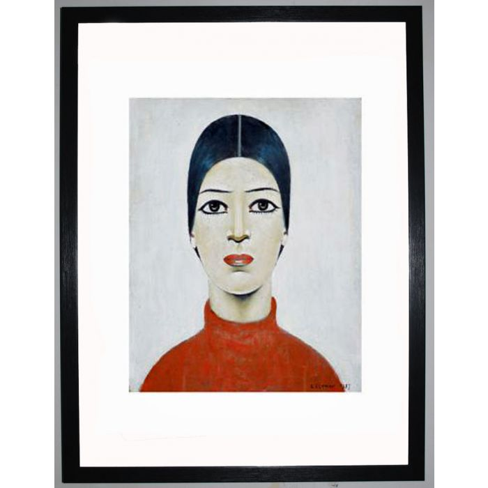 Image for Portrait Of Ann, 1957 by L.S. Lowry