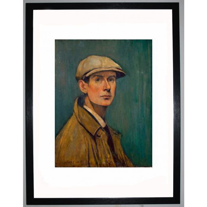 Image for Self Portrait, 1925 by L.S. Lowry