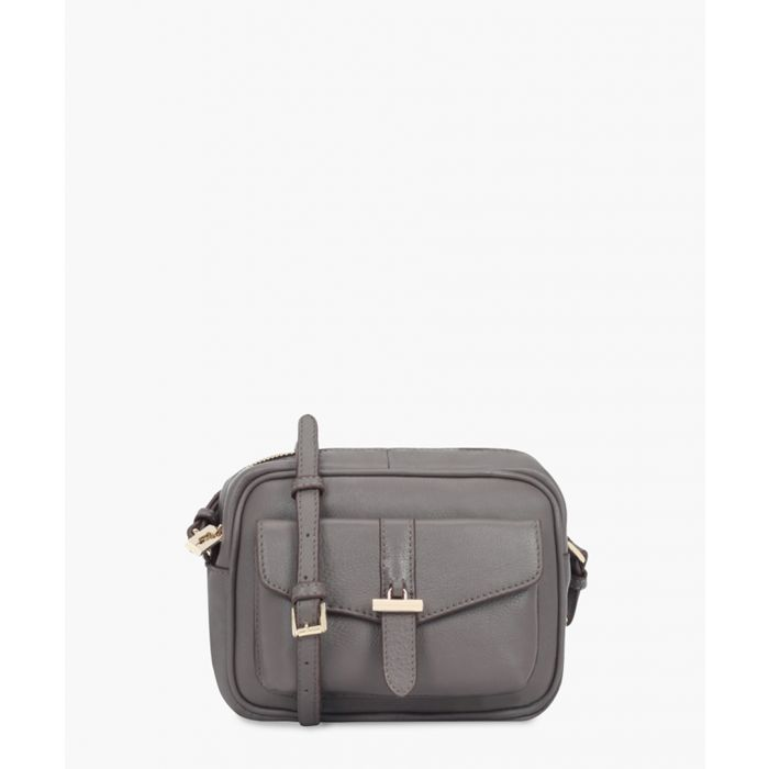 Image for Imperia brown leather crossbody