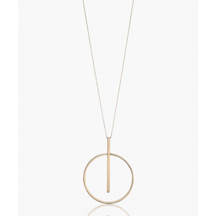 Image for Endless Perfection gold-plated pendant