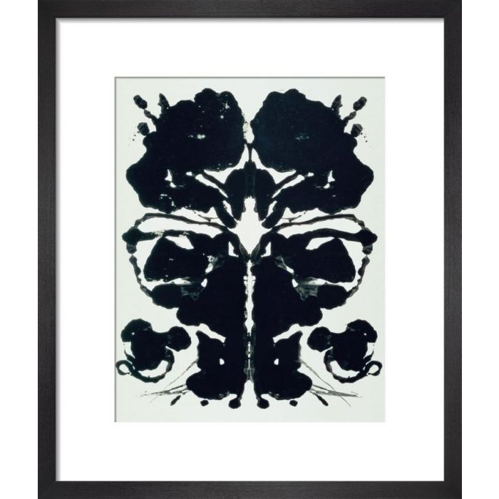 Image for Rorschach, 1984 by Andy Warhol