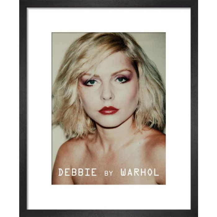 Image for Debbie Harry, 1980 by Andy Warhol