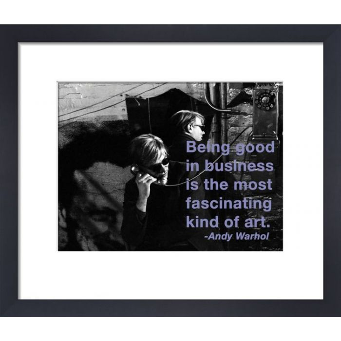 Image for Business by Andy Warhol