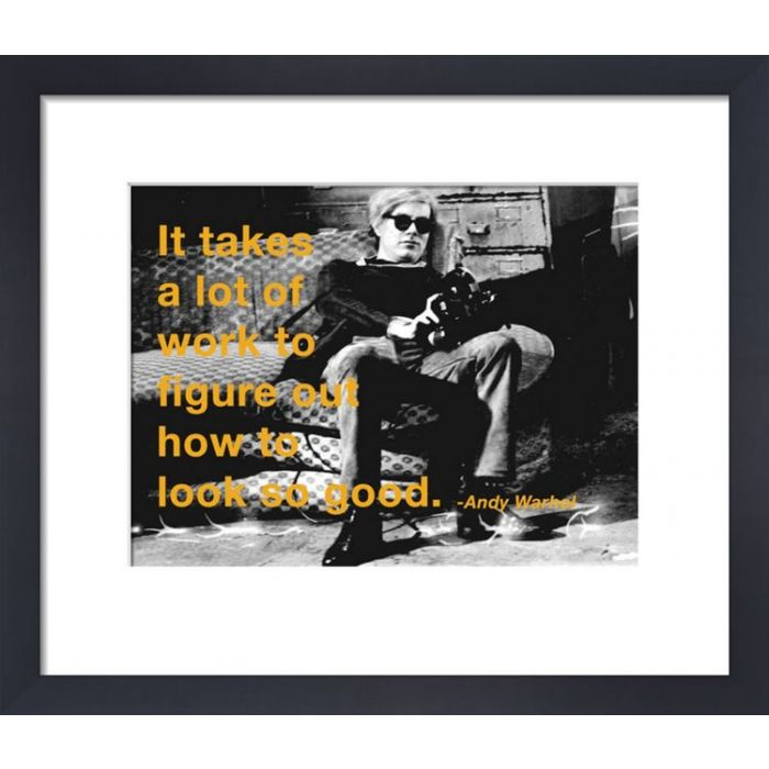 Image for Look So Good by Andy Warhol