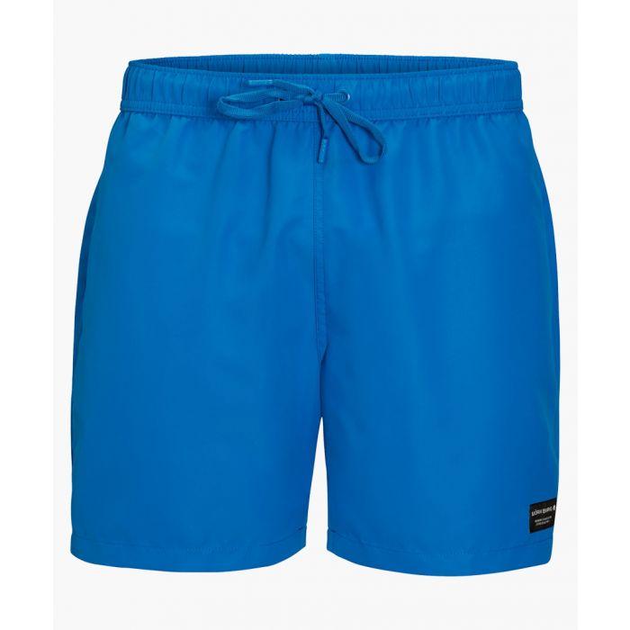 Image for Sebastian blue swim shorts