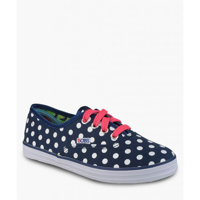 Image for Boardwalk polka dot printed low-top trainers