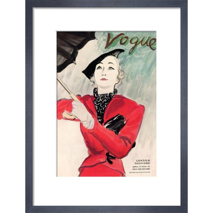 Image for Vogue, April 4th 1934