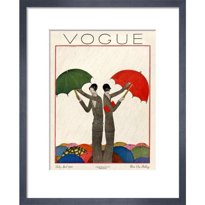 Image for Vogue, Early April 1924