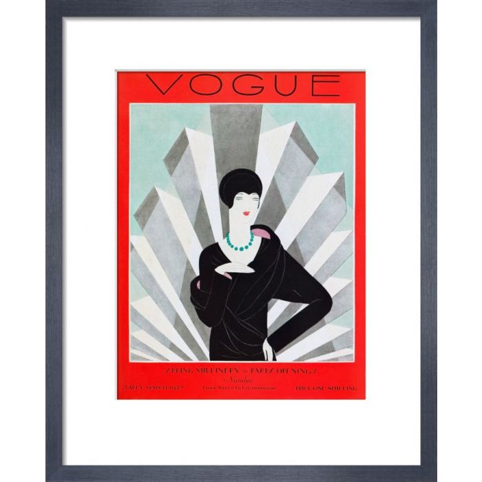 Image for Vogue, Early March 1927