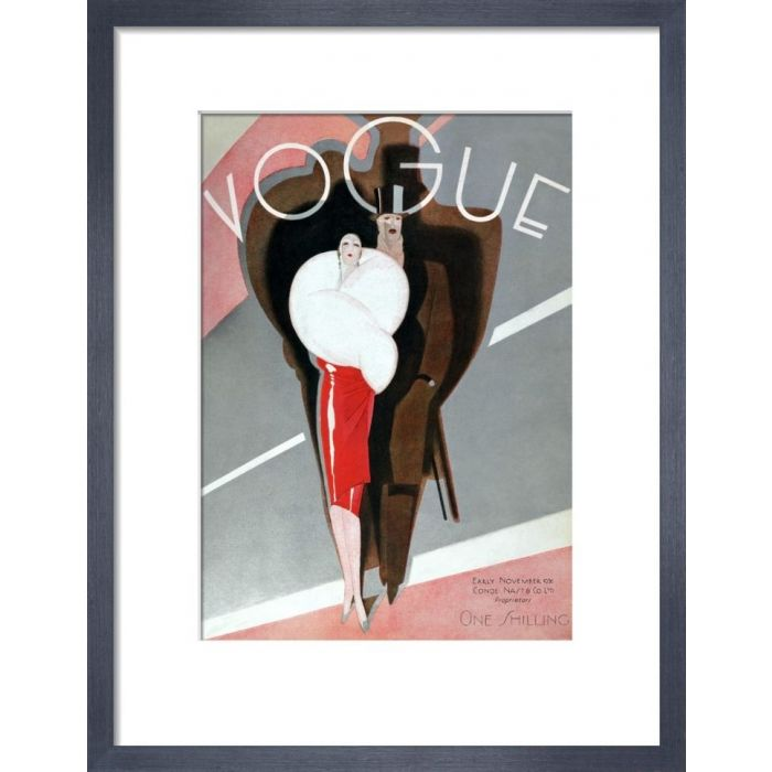 Image for Vogue, Early November 1926