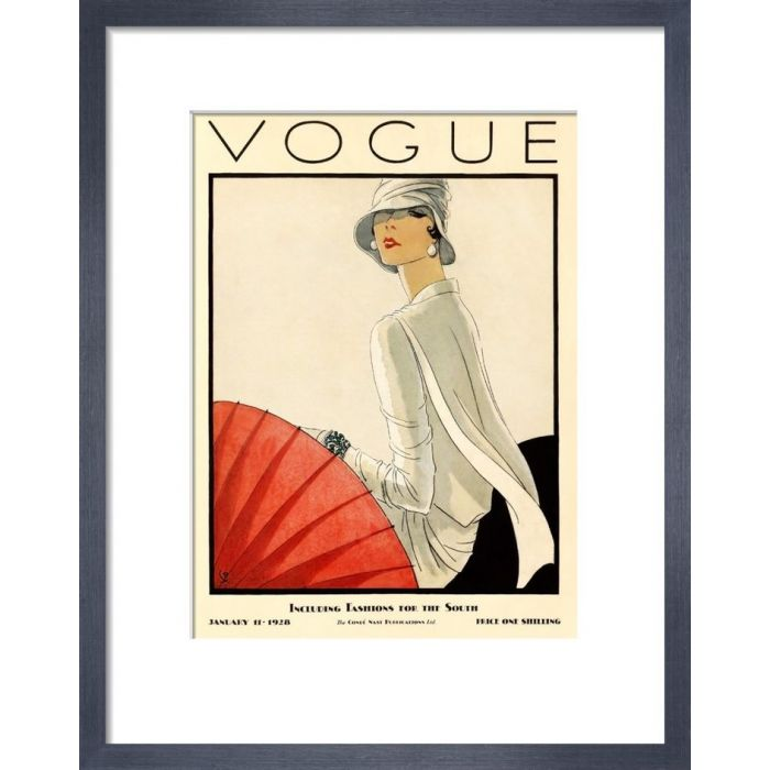 Image for Vogue January 11th 1928