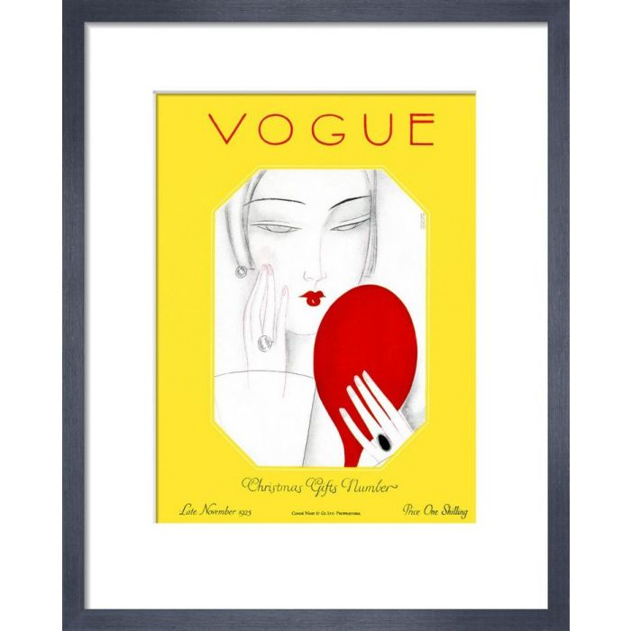 Image for Vogue, Late November 1925