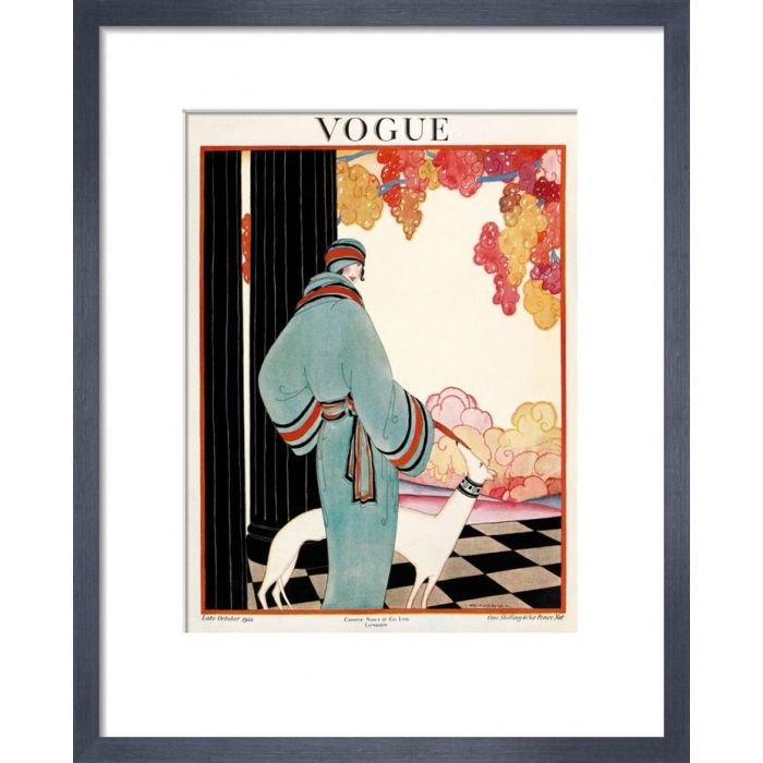 Image for Vogue, Late October 1922