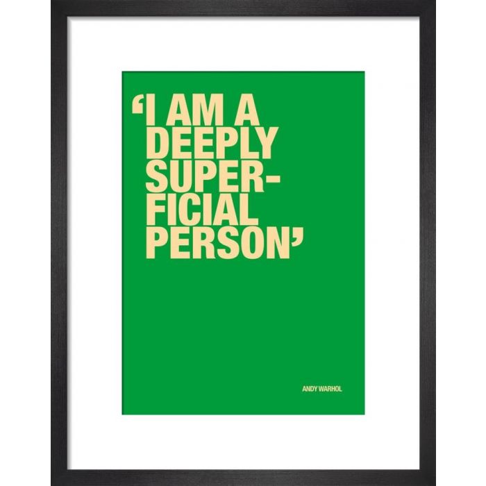 Image for Superficial by Andy Warhol