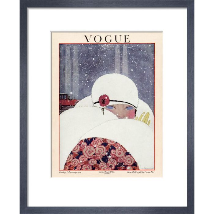 Image for Vogue Early February 1919