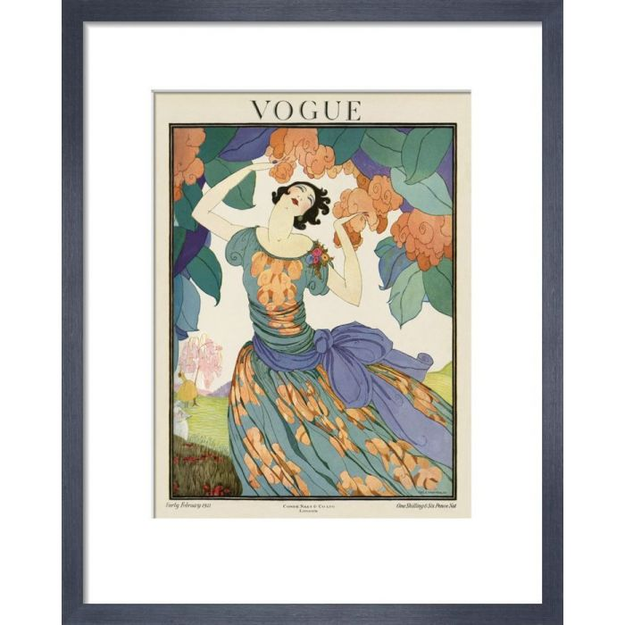 Image for Vogue Early February 1921
