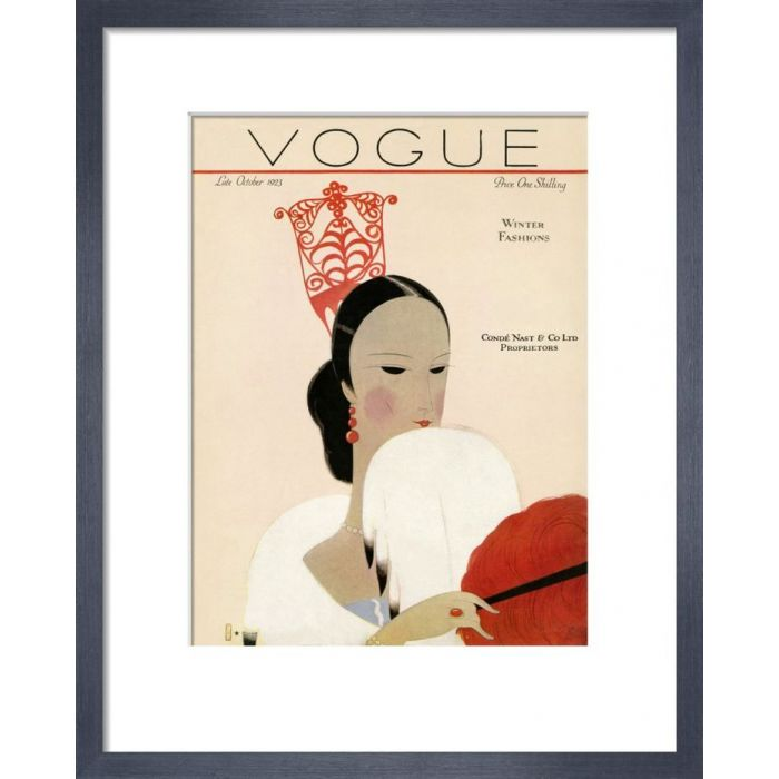 Image for Vogue Late October 1923