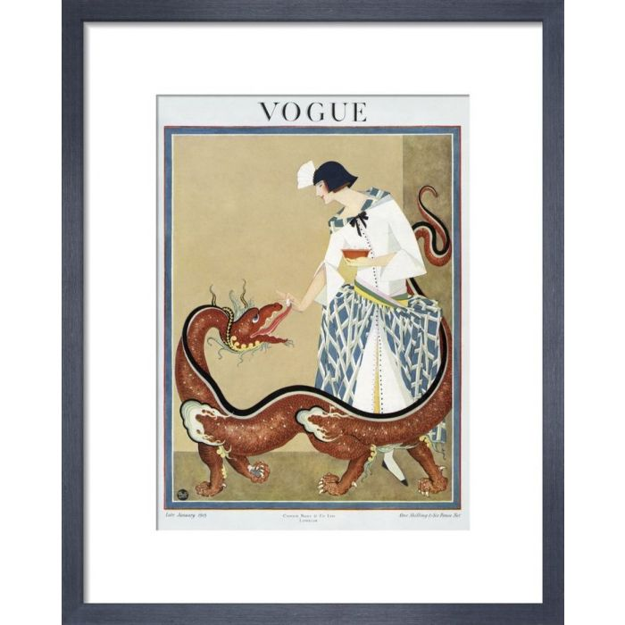 Image for Vogue Late January 1923
