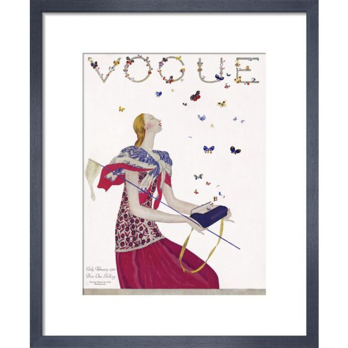Image for Vogue Early February 1924