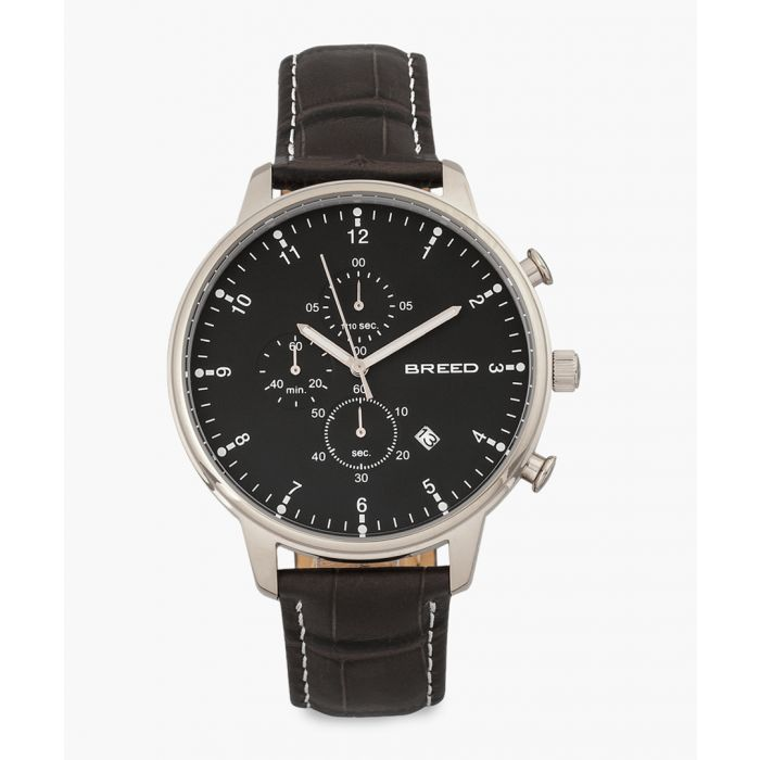 Image for Holden leather chronograph watch
