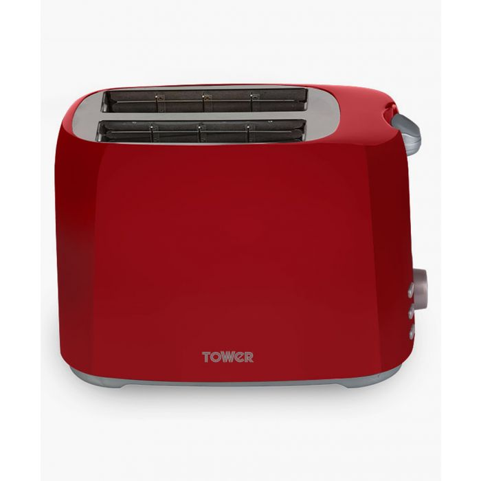 Image for 2-Slice red toaster