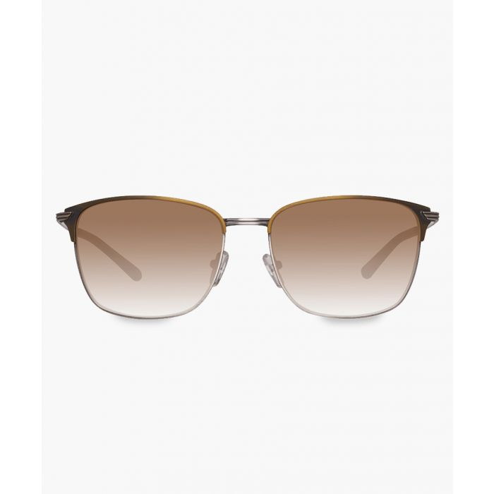 Image for Clarke brown sunglasses