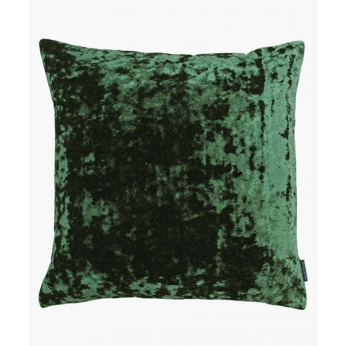 Image for Roma green cushion