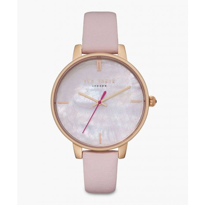 Image for Kate pink stainless steel watch
