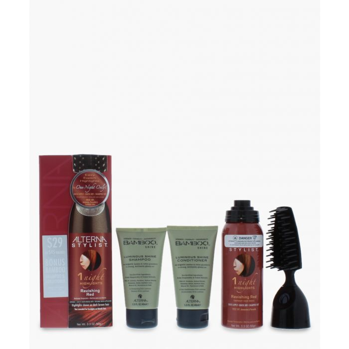 Image for One night only ravishing red highlights 90ml set