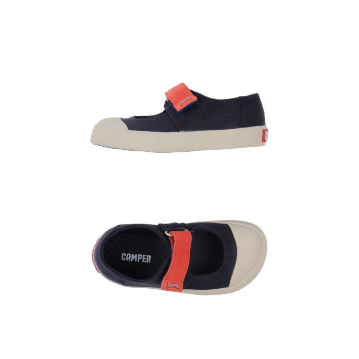 Image for Camper Girl Dark blue Ballet flats