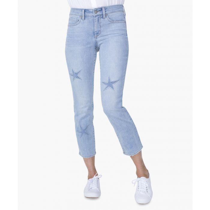 Image for Sheri cloud nine slim ankle jeans